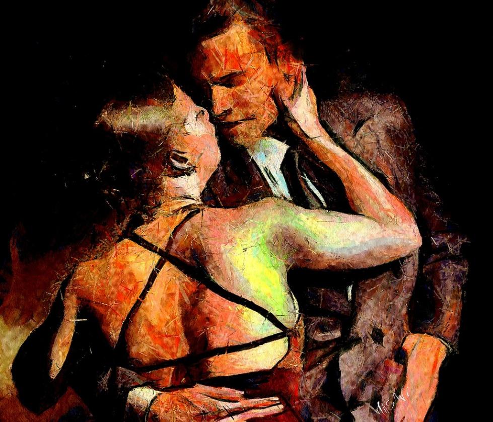 Tango - Ilustración: Guy Masavi